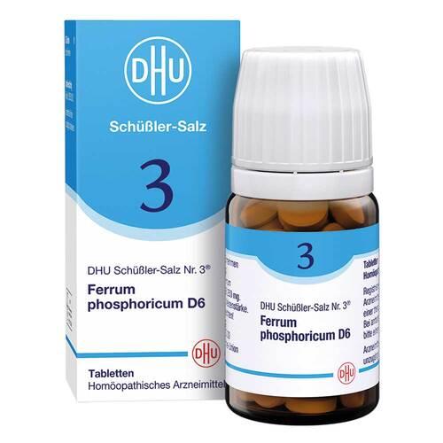 Biochemie DHU 3 Ferrum phosphoricum D 6 Tabletten - 1