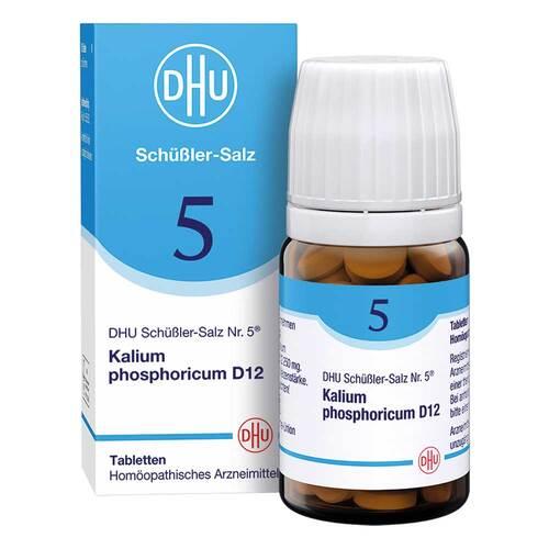 Biochemie DHU 5 Kalium phosphoricum D 12 Tabletten - 1