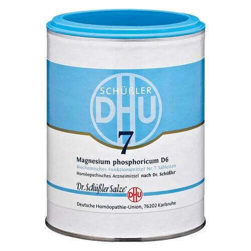 Biochemie DHU 7 Magnesium phosphoricum D 6 Tabletten - 1
