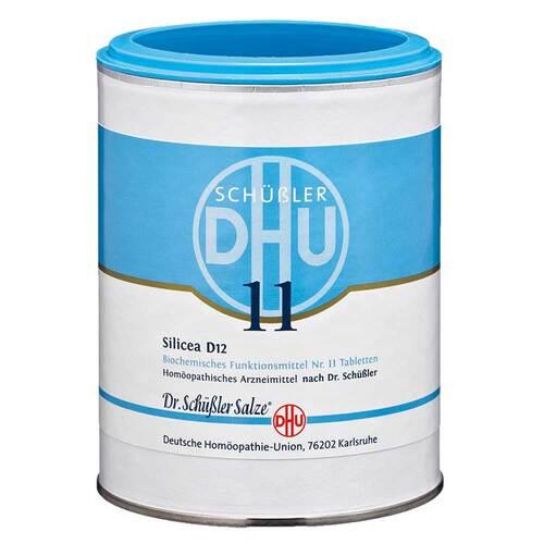 Biochemie DHU 11 Silicea D 12 Tabletten - 1