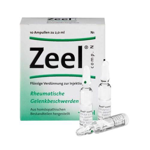 Zeel comp.N Ampullen - 1