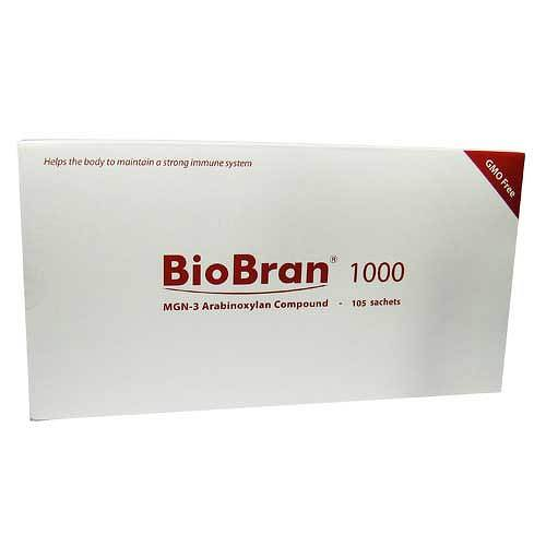 BIOBRAN 1000 Pulver Beutel  - 1