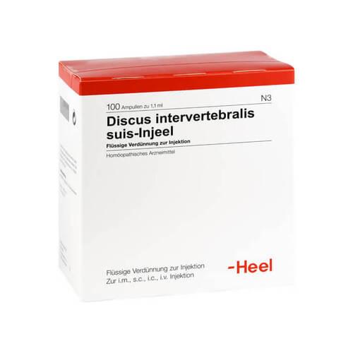 Discus intervertebralis suis Injeel Ampullen - 1