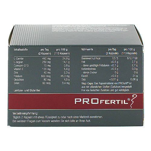 Profertil Kapseln - 4
