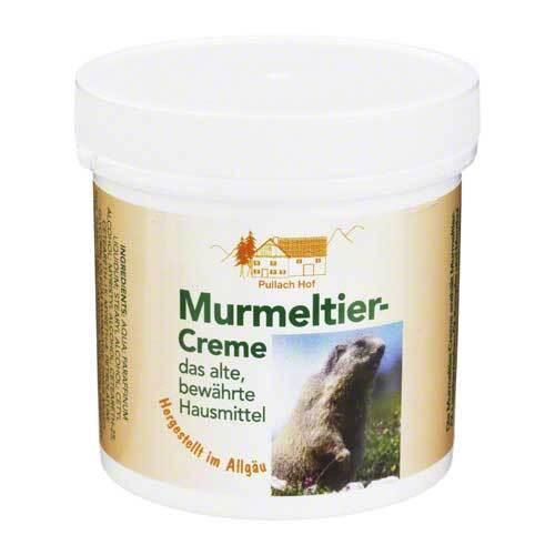 Murmeltier Creme - 1