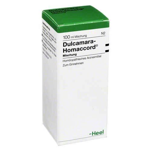 Dulcamara Homaccord Tropfen - 1