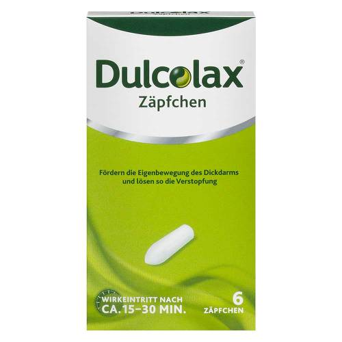 Dulcolax Suppositorien - 1