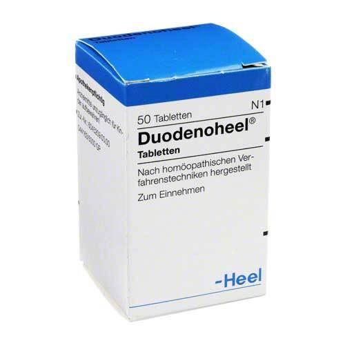 Duodenoheel Tabletten - 1