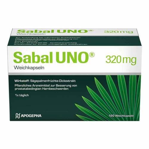 Sabaluno 320 mg Weichkapseln - 1