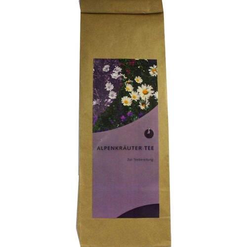 Alpenkräuter Tee - 1