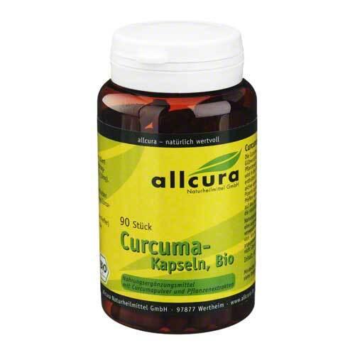 Curcuma Kapseln Bio - 1