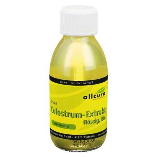 Colostrum Extrakt flüssig Bio - 1