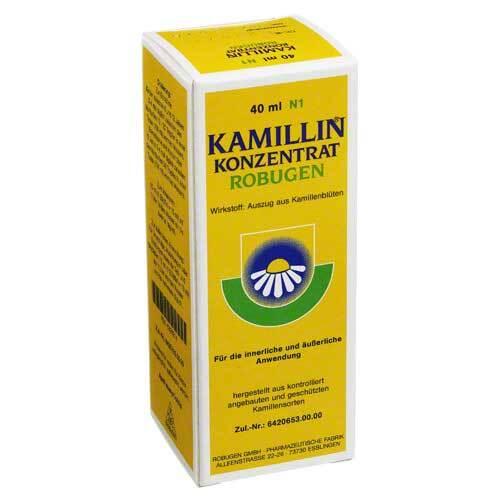 Kamillin Konzentrat Robugen - 1