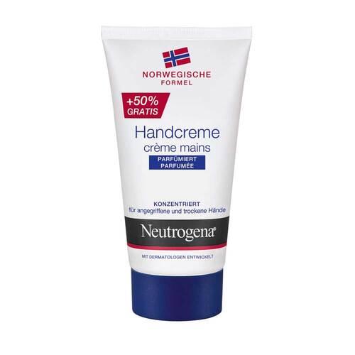 Neutrogena norweg.Formel Handcreme parfümiert - 1