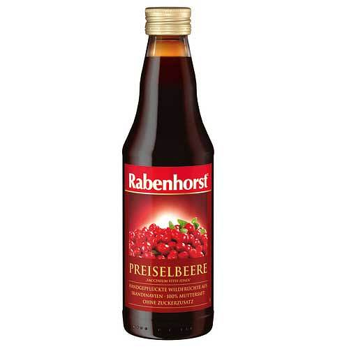 Rabenhorst Preiselbeer Muttersaft - 1