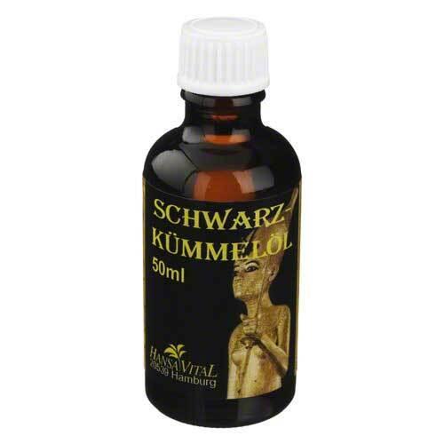 Schwarzkümmelöl ägyptisch - 1
