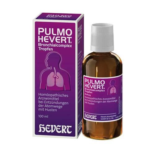Pulmo Hevert Bronchialcomplex Tropfen - 1