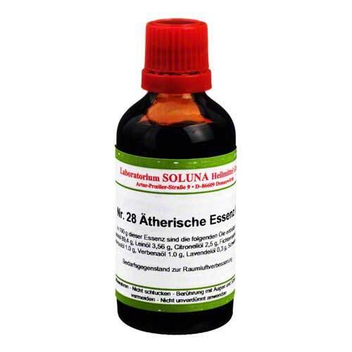 Ätherische Essenz I - 1