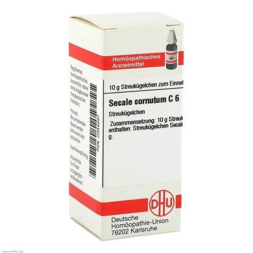 DHU Secale cornutum C 6 Globuli - 1
