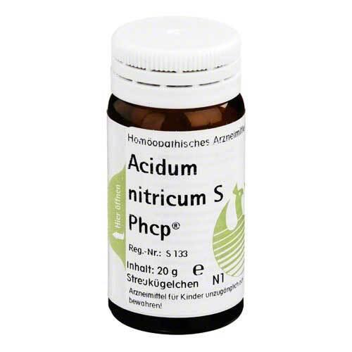 Acidum nitricum S Phcp Globuli - 1