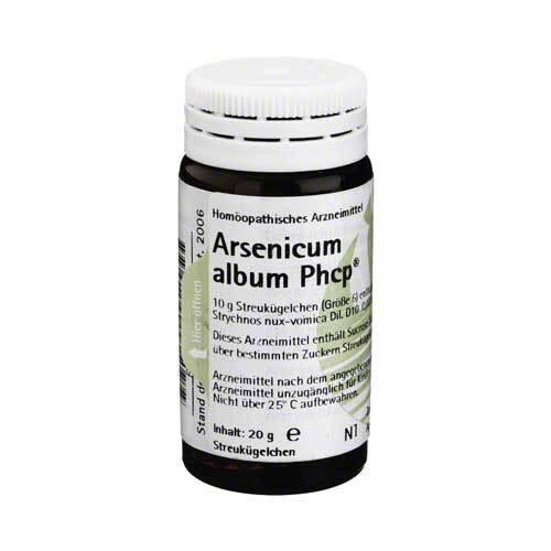 Arsenicum album Phcp Globuli - 1