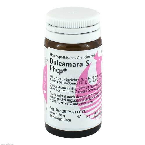 Dulcamara S Phcp Globuli - 1