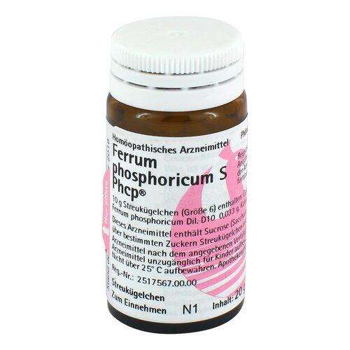 Ferrum phosphoricum S Phcp Globuli - 1