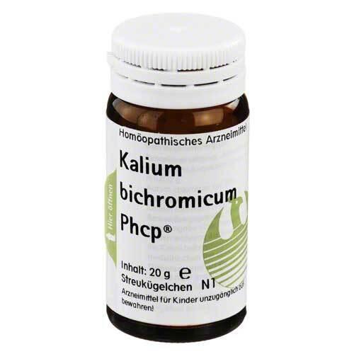 Kalium bichromicum Phcp Globuli - 1