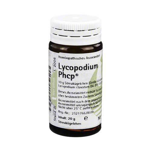 Lycopodium Phcp Globuli - 1
