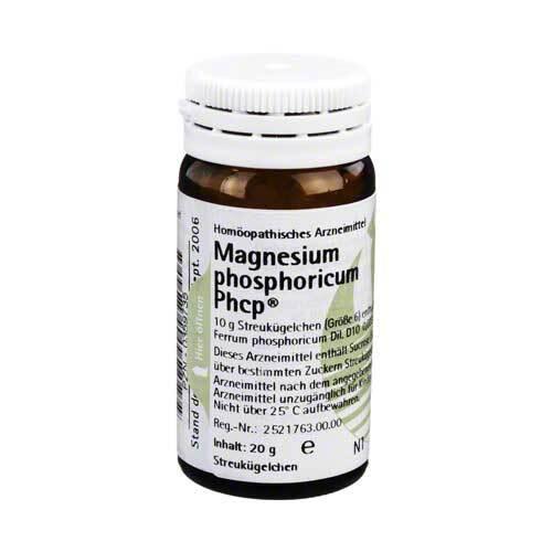 Magnesium phosphoricum Phcp Globuli - 1