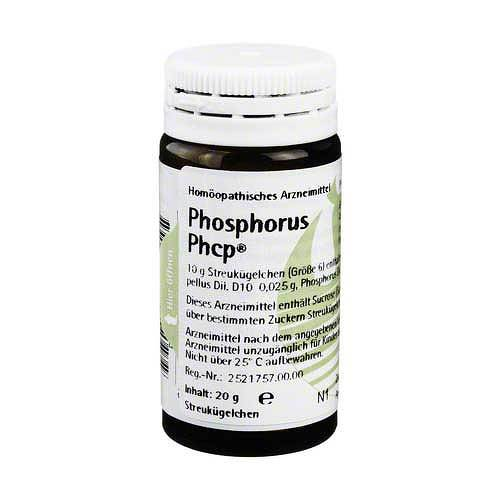 Phosphorus Phcp Globuli - 1