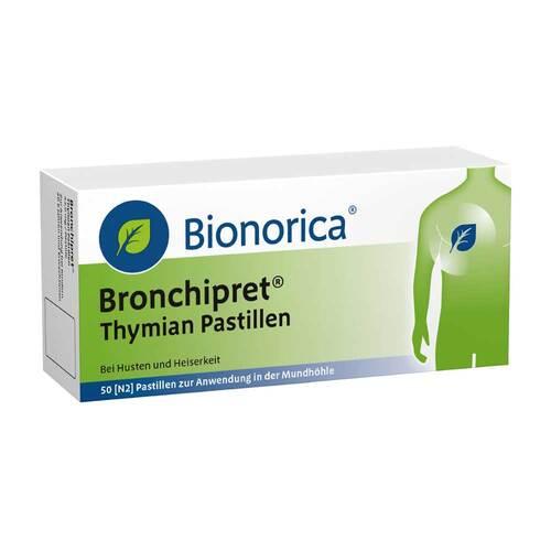 Bronchipret Thymian Pastille - 1