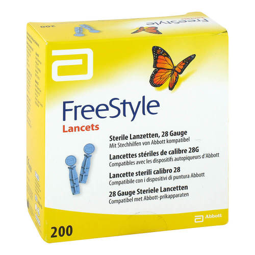 Freestyle Lancets - 1