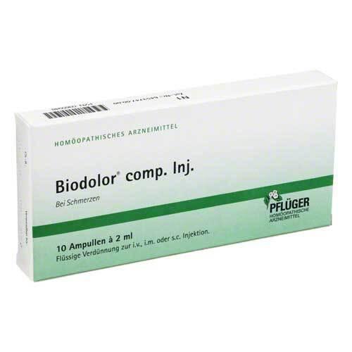 Biodolor comp. Injektion Ampullen - 1