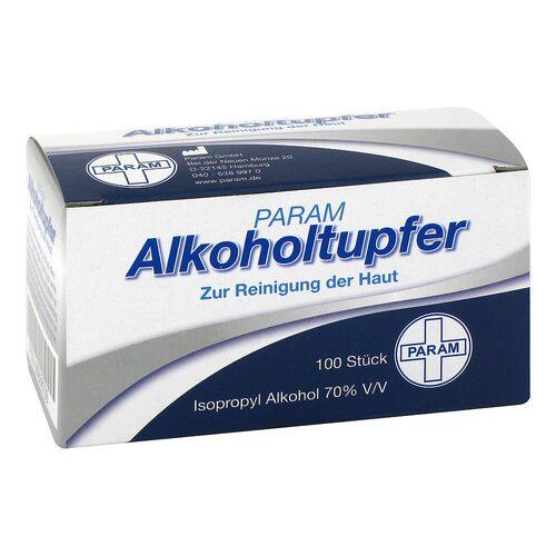 Alkoholtupfer Param - 1