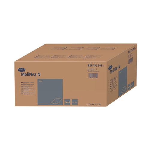 Molinea N Krankenunterlagen 60x90 cm 20lagig - 1