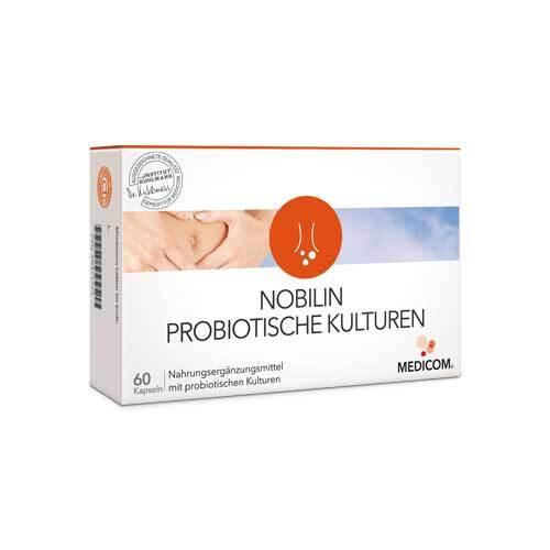 Nobilin Probiotische Kulturen Kapseln - 1