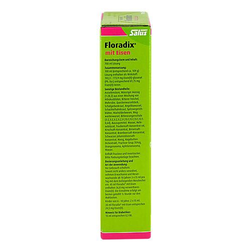 Floradix mit Eisen Lösung zum Einnehmen - 3