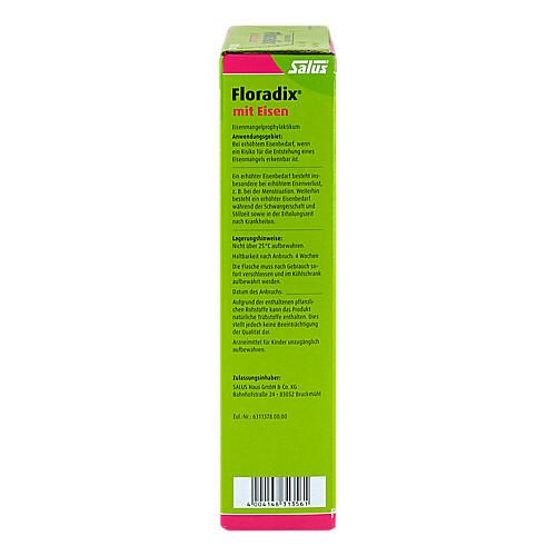 Floradix mit Eisen Lösung zum Einnehmen - 4