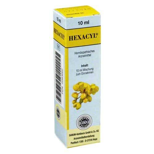 Hexacyl Tropfen - 1