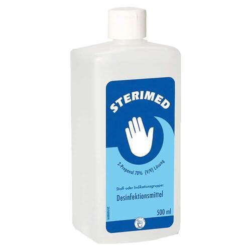 Sterimed Haut-u.Händedesinfektion - 1
