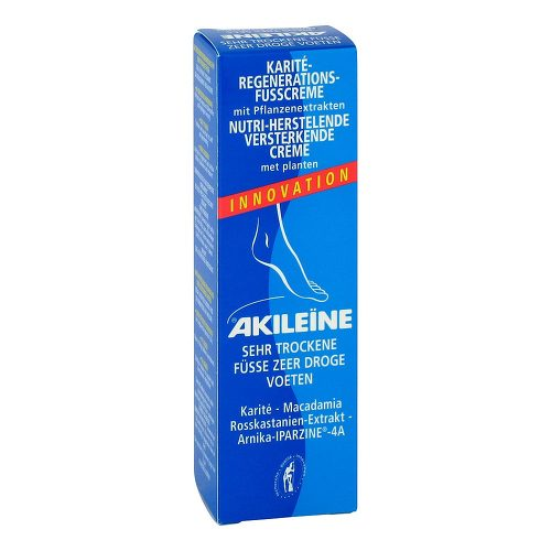 Akileine Nutri-Repair Karite-Regen.-Fußcreme - 1