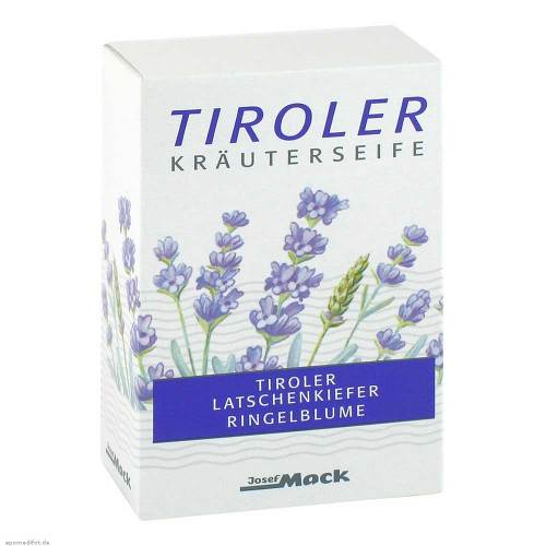 Tiroler Kräuterseife - 1
