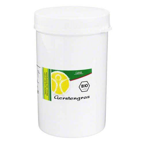 Gerstengras 500 mg Bio Tabletten - 1