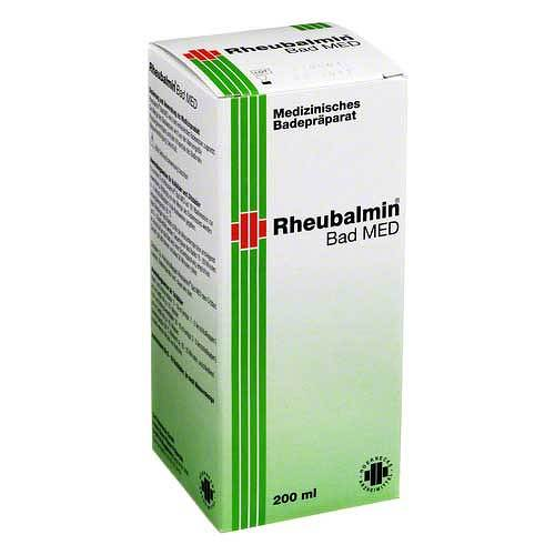 Rheubalmin Bad med. - 1