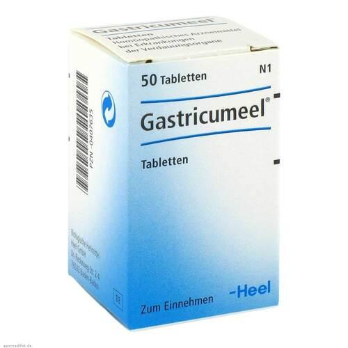 [homoeo_marker]Gastricumeel Tabletten
