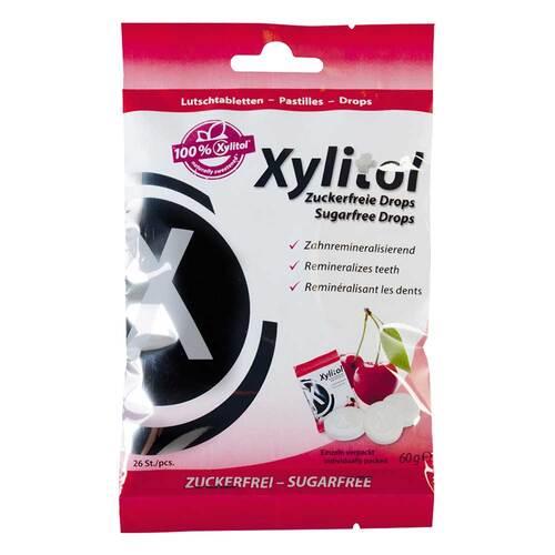 Miradent Xylitol Drops zuckerfrei Cherry - 1