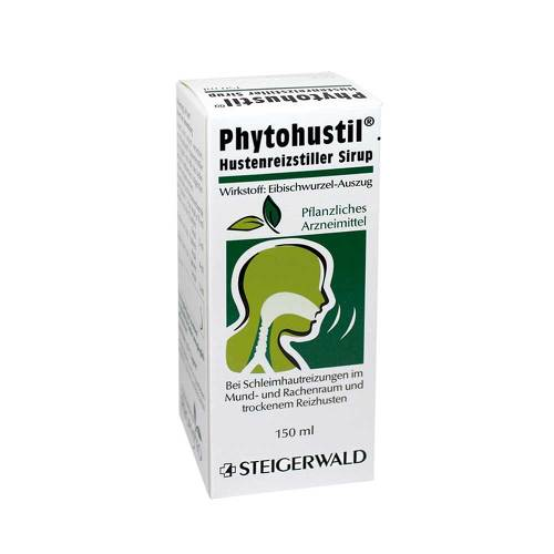 Phytohustil Hustenreizstiller - 1