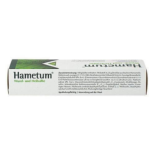 Hametum Wund- und Heilsalbe - 2