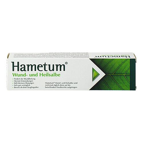 Hametum Wund- und Heilsalbe - 4